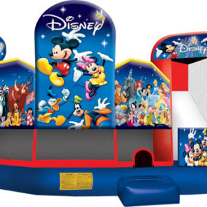 Inflatable Bounce House Rental World of Disney Dayton
