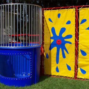 Dunk Tank (Dunking Booth) Party Rental Dayton & Cincinnati