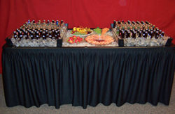 Chill and Fill Table Rental Dayton