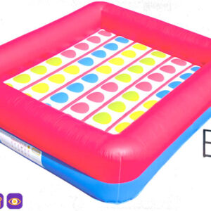 Interactive Inflatable Twister Party Rental Dayton & Cincinnati