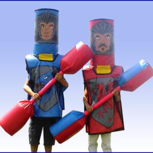 Interactive Inflatables Knock Your Block Off Party Rental Dayton & Cincinnati