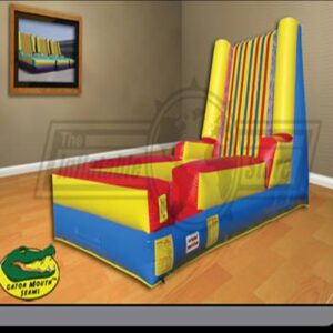 Interactive Inflatable Velcro Wall Party Rental Dayton & Cincinnati