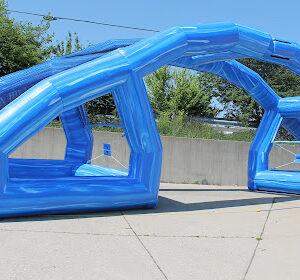 Interactive Inflatable Water Wars Party Rental Dayton & Cincinnati