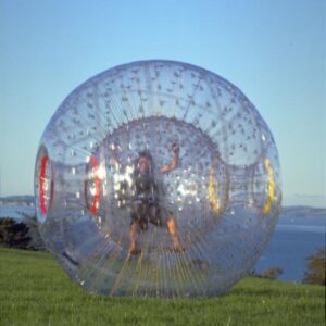 Interactive Inflatable Zorb Balls (Human Hamster Balls) Party Rental Dayton & Cincinnati