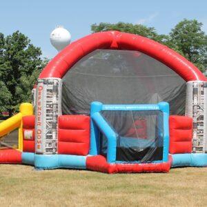 Interactive Inflatable Defender Dome Party Rental Dayton & Cincinnati Ohio