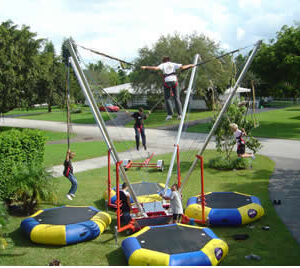 Euro Bungee Trampoline Party Rental Dayton & Cincinnati Ohio