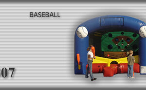 Interactive Inflatable Wiffle Ball Classic Party Rental Dayton & Cincinnati