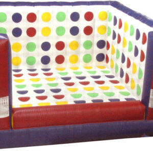 Interactive Inflatable Twister 3-D Party Rental Dayton & Cincinnati