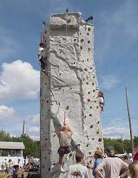 Rock climbing wall rental Dayton & Cincinnati