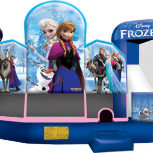 Disney Frozen 5 in 1 Combo Bounce House
