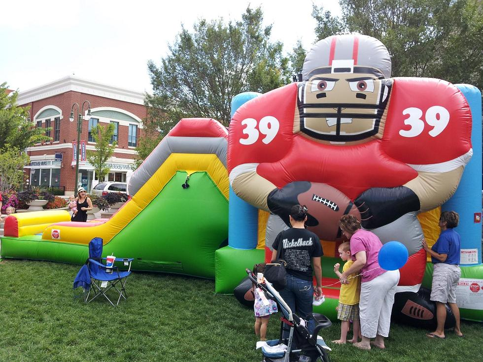 Inflatable Bounce House Rental Ohio