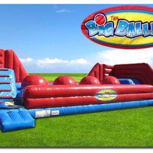 Big-Baller party rental inflatable
