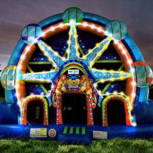 Ferris Wheel 5 in 1 inflatable rental