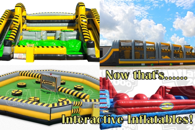 Interactive Inflatable Rentals | Bounce House | Dayton | Cincinnati