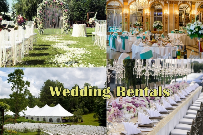 Wedding Rentals | Dayton | Cincinnati