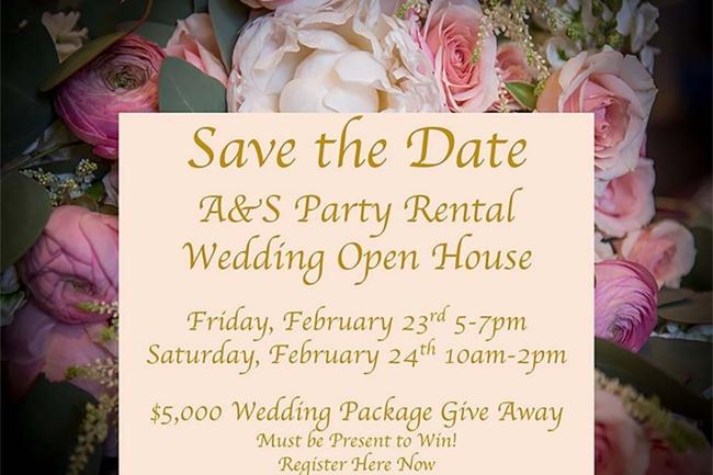 Wedding Open House 3