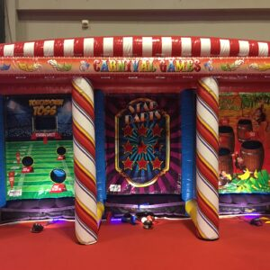 carnival 3 in 1 inflatable rental Cincinnati Dayton Ohio