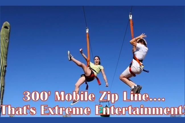 Zip Line Rentals