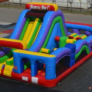 radical obstacle course rental Cincinnati Dayton Ohio