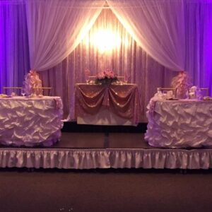 specialty linen rental Cincinnati and Dayton Ohio