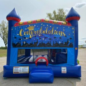 Graduation Party Bounce House