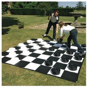 Life Sized Checkers Rental