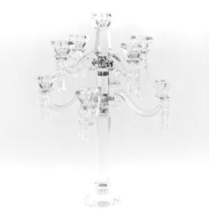 Crystal Candelabra Rental