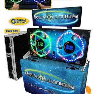 Revolution game rental