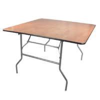 4ft-Wood-Square-Table