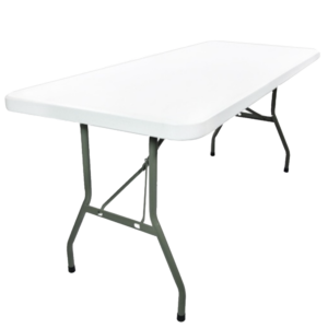 Plastic table rental