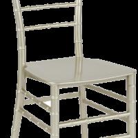 Chiavari Chairs Champagne