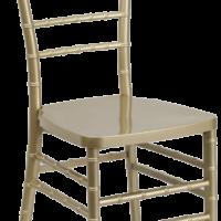 Chiavari Gold Chair Rental