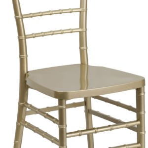 Chiavari Gold Chair Rental