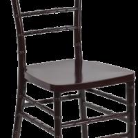 Chiavari Mahogany Chair Rental