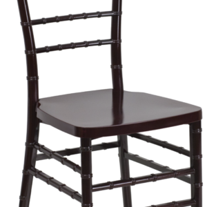 Chiavari Mahogany Chair Rental