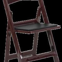 Resin Folding Chair Rental