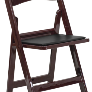Resin Folding Chair Rental