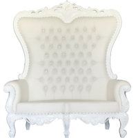 Throne Loveseat Rental