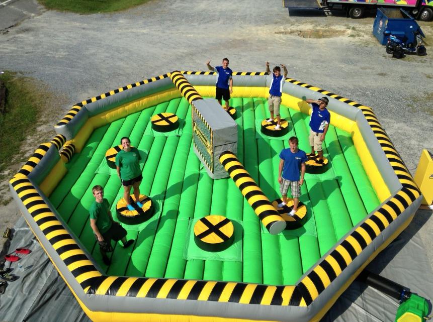 18' Inflatable Water Slide Rental