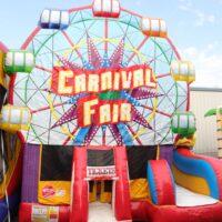 carnival fair bounce house rental