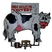 Cow Milking Carnival Game Rental