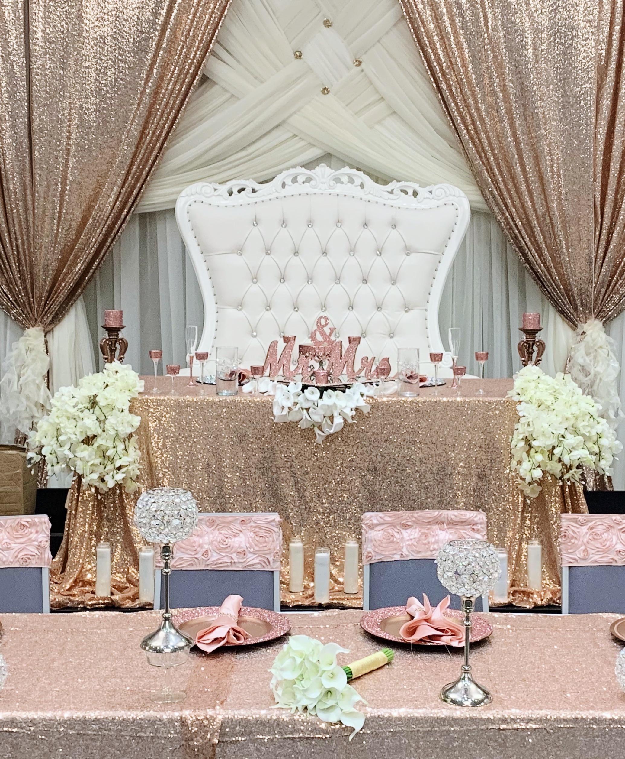 Backdrop Wedding Rentals