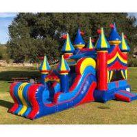 Big Top Bounce House Combo Rental