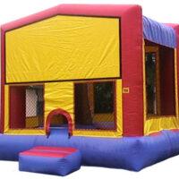 Bounce House Rental 13×13 Basic Moonwalk