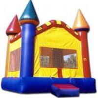 Bounce House Rental 13×13 Castle Moonwalk