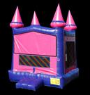 Bounce House Rental 13×13 Princess Castle