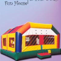 Bounce House Rental 16×20 Extreme Moonwalk