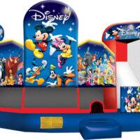 Inflatable Bounce House Rental World of Disney Dayton