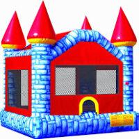 Bounce House Rental 15×15 Camelot Castle