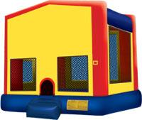 15 x 15 Module Bounce House Rental Cincinnati Dayton Oh